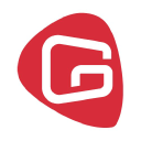 Guitariste logo icon