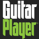 Guitarplayer logo icon