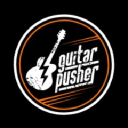 Guitar Pusher logo icon