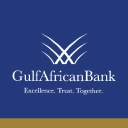 Gulf African Bank logo icon