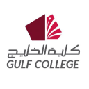 Gulf College logo icon