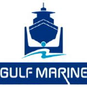 Gulf Marine Repair logo icon