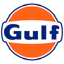 Gulf Oil logo icon