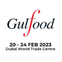 Gulfood 2017 logo icon