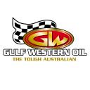 Gulf Western Oil logo icon
