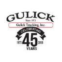 Gulick Trucking logo icon