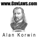 Gun Laws logo icon