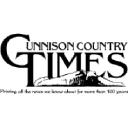 Gunnison Times logo icon
