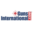 Guns International logo icon