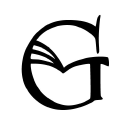 Gutenberg College logo icon