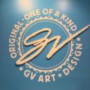 Gv Art + Design Llc logo icon