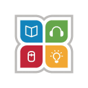Gwinnett County Public Library logo icon