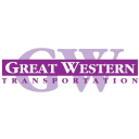 Great Western Transportation logo icon