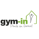 Gym-in, tu gimnasio online logo