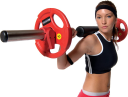 Gym Equipment logo icon