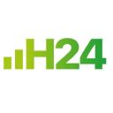H24 Finance logo icon