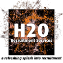 H2 O Recruitment Services logo icon
