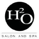 H2 O Salon And Spa logo icon