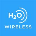 H2 O Wireless logo icon