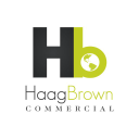 Haag Brown Commercial Real Estate and Development logo