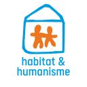 Habitat & Humanisme logo icon