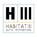 Habitat Iii Village logo icon