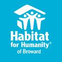 Habitat Broward logo icon