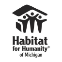 Habitat Michigan logo icon