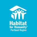 Willamette West Habitat For Humanity logo icon