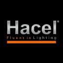 Hacel Lighting logo icon