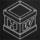 Hacker Warehouse logo icon