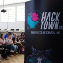 Hack Town logo icon