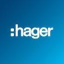 Hager logo icon