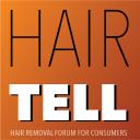 Hairtell logo icon