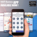 Haiti Business logo icon