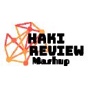 Haki Review logo icon