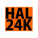 Hal24 K logo icon