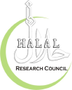 Halal Research Council logo icon