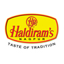Haldirams logo icon