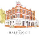 The Half Moon logo icon