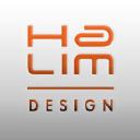 Halim Design logo icon