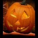 Halloween logo icon