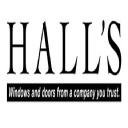Hall's Window Center logo icon