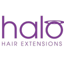 Halo Hair Extensions logo icon
