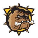 Hamilton Bulldogs logo icon