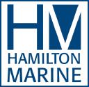 Hamilton Marine logo icon