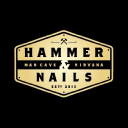The Hammer & Nails Salon Group logo icon