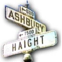Haight Ashbury Neighborhood Council logo icon