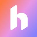 Handbid logo icon