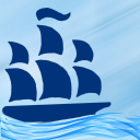 Handcrafted Model Ships logo icon